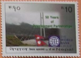 Nepal 2013 World Bank Development Partnerships 50 Years 1v Mint - Nepal