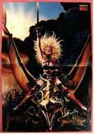 Kleines Poster  -  Heavy Metal  -  Von Bravo Ca. 1982 - Plakate & Poster