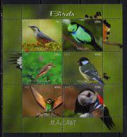 MALAWI - KB V. 2012, Vögel (tie1408) - Unclassified