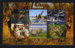 MALAWI - KB V. 2011, Animals (tie1414) - Game