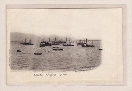 ISLANDE / REYKJAVICK / PECHE / BATEAUX / Le port / Pr�curseur