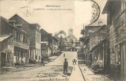 MARTINIQUE - LARENTIN - La Rue Des Trois Chandelles - Autres