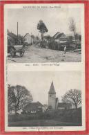 67 - SOUVENIR De  BERG - Intérieur Du Village - THAL - KIRCHBERG - France