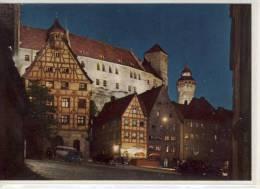 NÜRNBERG - Burg, Castle     1966 - Nürnberg
