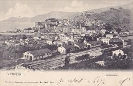 VMGL19  --  VENTIMIGLIA  ---  TRENO, STAZIONE  --  BAHNHOF, ZUG - Italy