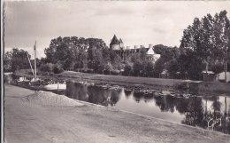 ¤¤  -  12   -   BLAIN   -  Le Canal De Nantes à Brest Et Le Chateau  -  Péniche , Batellerie  -  ¤¤ - Blain