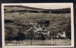 RB 934 -  Real Photo Postcard With Autographs - Rochlitz - Rokytnice V Krkonosich - Czechoslovakia Germany - Tchéquie