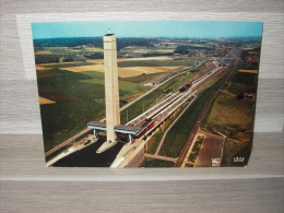 Ronquieres - Plan Incliné - Dénivellation 67 M. - La Tour Haut : 164 M. - Belgique