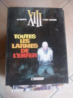 XIII T3 TOUTES LES LARMES DE L'ENFER   VAN HAMME VANCE - XIII