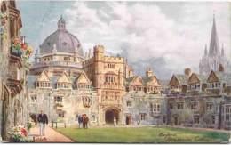 "Raphael Tuck ""Oilette"" Picturesque Oxford N° 7643 - Tuck, Raphael"