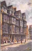 "Raphael Tuck ""Oilette"" Picturesque Shrewsbury N° 7695 - Ireland's Mansion - Tuck, Raphael"