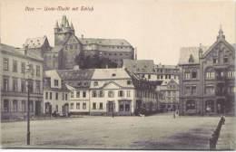 DIEZ - Unter-Markt Mit Schloss - Diez