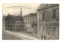 Cp, 70, Vesoul, L'Hôpital Civil Et Militaire, Grande Rue Carnot, écrite - Vesoul