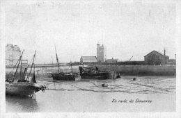 CPA  EN  RADE  DE  DOUVRES - Dover