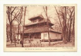 Cp, 75, Paris, Exposition Coloniale Internationale - 1931 -  Section De L'Indochine, Pavillon De L'Annan, Voyagée 1931 - Expositions