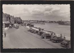 Croix De Vie - 1143 Le Remblai Et L'entree Du Port - Automobiles - Autres Communes