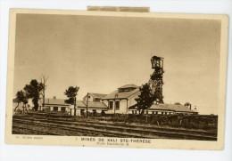 68 -  Mines De Kali Ste Thèrése - Puits Ensisheim II - Voir Scan - France