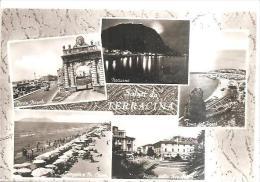 80005) Cartolina Di Terracina - Saluti Da Terracina - Nuova - Latina