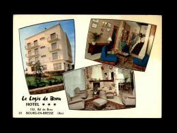 01 - BOURG-EN-BRESSE - Le Logis De Brou - Multi Vues - Hôtel - Bourg-en-Bresse