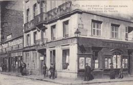 1212 - St-ETIENNE : La Maison Natale De Francis Garnier Le Conquérant Du Tonkin - Saint Etienne