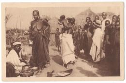 SANSAN-HAOUSSA (Niger) - Un Coin Du Marché - Femmes, Hommes, Enfants - Niger