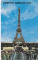 TOUR EIFFEIL - Frankreich