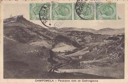 SARD21  --  CAMPOMELA  --  PANORAMA VISTO DA CODRONGIANUS  --  1925 - Italie