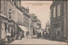 23- DUN Le PALLETEAU  - Rue Des  Sabots  ( Animée)  N° 2  Ed  Goutagny   . CPA - Sonstige Gemeinden