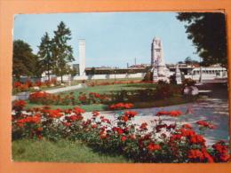 V09-25-a-doubs-besancon-la Gare-monument-- - Besancon