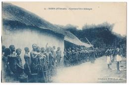 SAMBA (N´Gounié Province Du Gabon)  Caravane Libre Ashangos - N°17 - Gabon