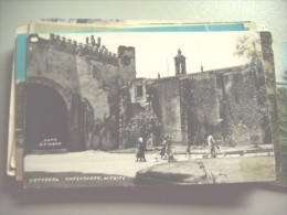 America Mexico Cuernavaca Catedral Old - Mexico