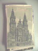 America Chili ? Cuba ? Santiago Catedral - Mexico