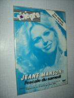TELEPRO 1564 (23/2/84) JEANE MANSON HERVE CRISTIANI RICHARD BOHRINGER TCHERNIA - Musique & Instruments