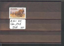 OUGANDA  - No A601  ** ( SANS CHARNIERE  )   - COTE: 150 € - Uganda (1962-...)