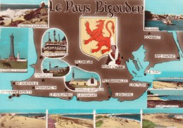 LE PAYS BIGOUDEN  MULTIVUES (DIL192) - France