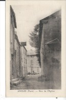 ANGLES - Rue De L´Eglise - Angles