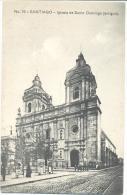 N°19 Santiago - Iglesia De Santo Domingo (antigua) - Chile