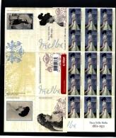 AUSTRALIA - 2011  $ 12  NELLIE  MELBA   BOOKLET   MINT NH - Carnets