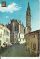 SPAIN 1964 – POSTCARD – MALLORCA – MANACOR – PARRISH VIRGEN DE LOS DOLORES ADDR TO AMBOISE /FRANCE W 1 ST  OF 3 PTAS POS - España