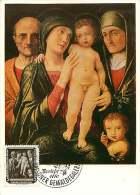 1957  Gemald Heilige Familie  MiNr 586