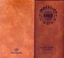 Calendarietto - Immersion - Castelmauro - Cb - 1997 1 - Calendriers