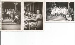 54 CIREY LA VIGNE 3 Photos 1949 - Cirey Sur Vezouze