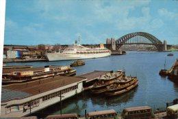 (456M) Cruise Ship - Bateau De Croisière - Paquebot Canberra - Dampfer