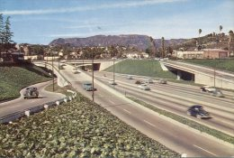 (666)  USA - Hollywood Freeway 1958 - Turismo