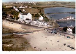 Carnac - Hôtels Des Rochers Et Atlantique-boulevard De La Plage - Carnac