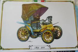 Fiat 1899 - Non Classés