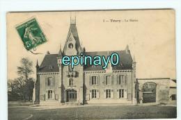 Bf - 28 - TOURY - La Mairie - édition Billard - Non Classés
