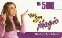 Inde/India, Prepaid 500 Rs - Inde