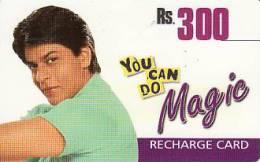 Inde-India, Recharge, 300 Rs, Magic - Inde
