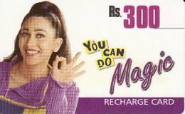 India, Prepaid, 300 Rs - Inde